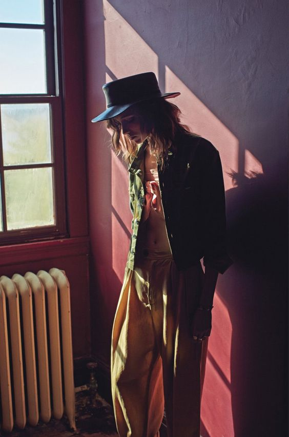 Grace Hartzel, Jaime Ross by M. Sorrenti for W Magazine April 2015