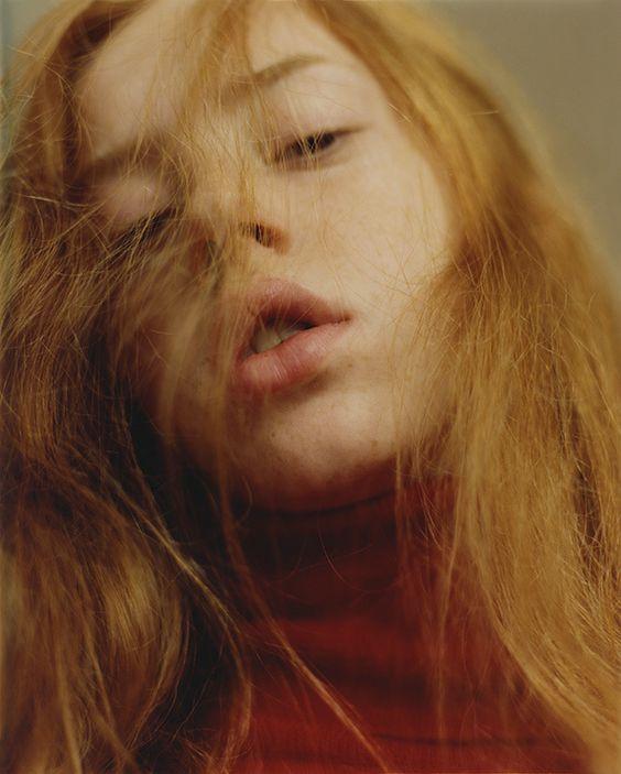 Harley Weir- Beauty for i-D Magazine