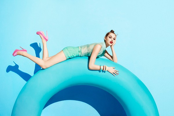 Terry Richardson Shoots Aldo's Ode To Summer
